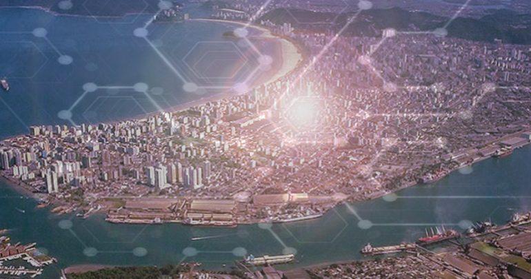 Santos é a nossa cidade
