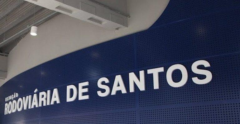 Nova Rodoviária de Santos